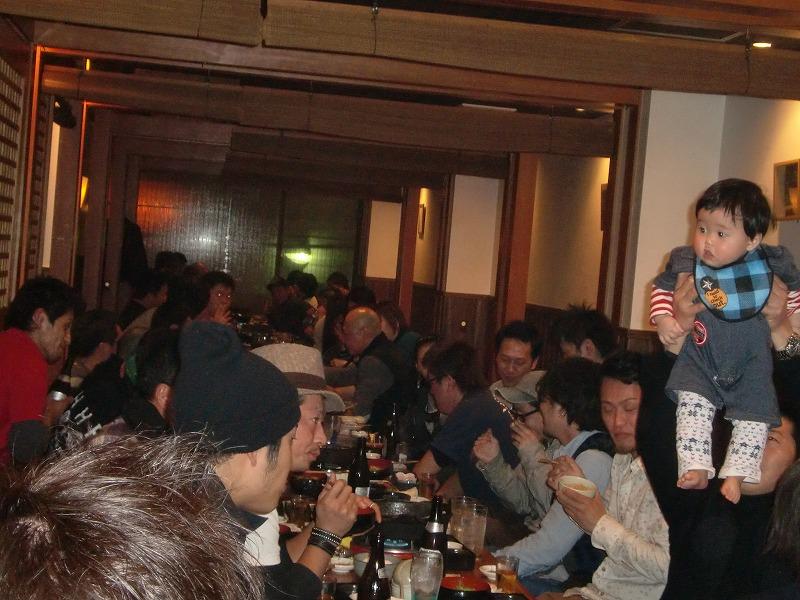 2010年12月 DUO☆忘年会!