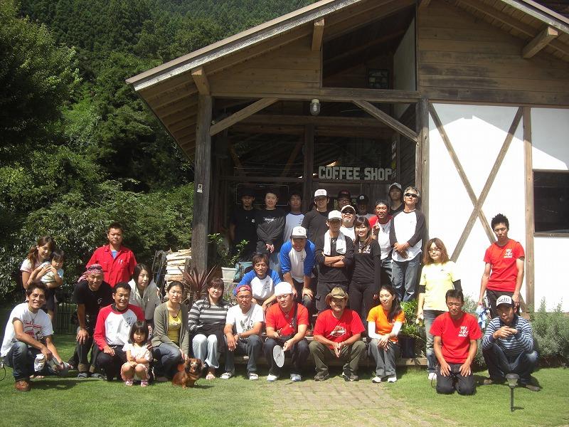 2009年 9月 DUO★キャンプ!