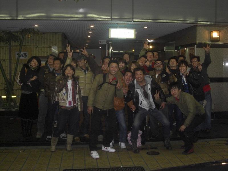 2009年 12月 DUO☆忘年会!
