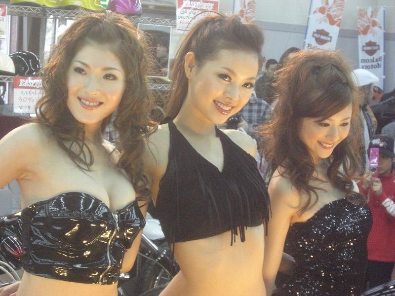 2010年 3月 ウエストジャパンモーターサイクルショー!