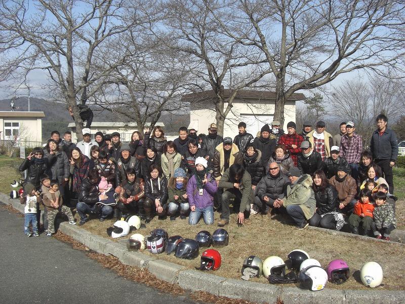2010年12月 DUO☆年末ツーリング!