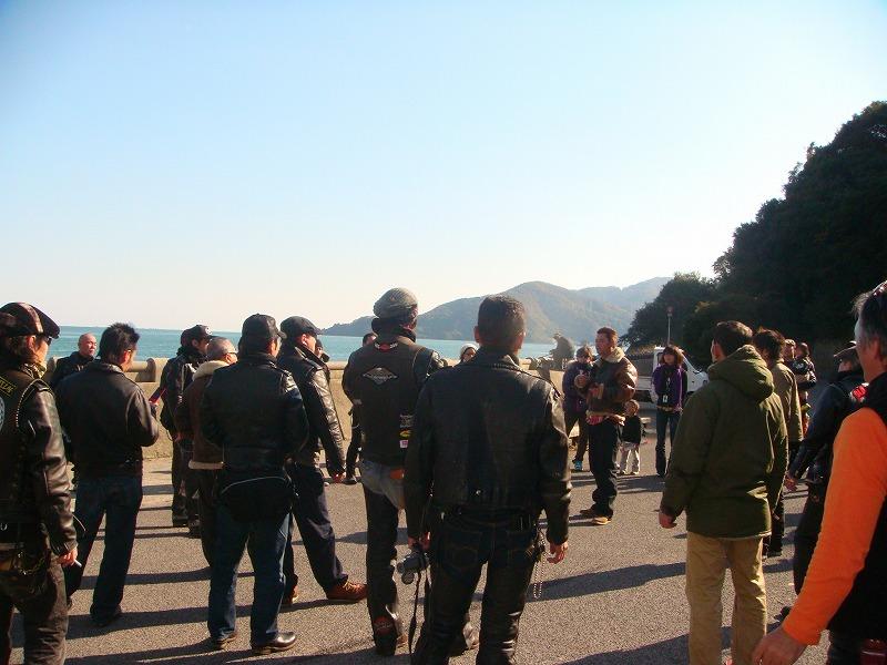 2009年 11月 因島ツーリング!