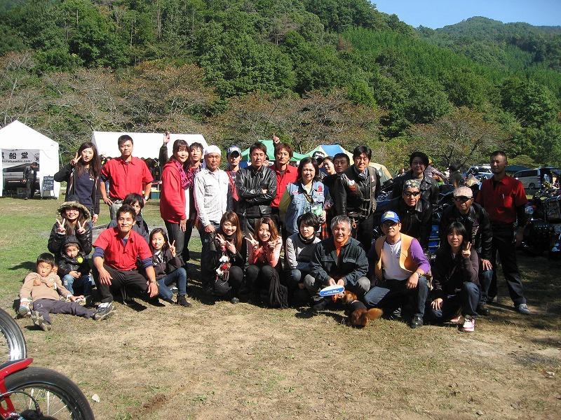 2010年10月 バンカラアニバーサリーキャンプ!