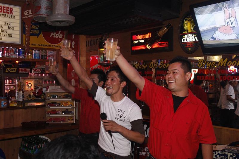 2009年 7月 DUO☆2周年パーティー!