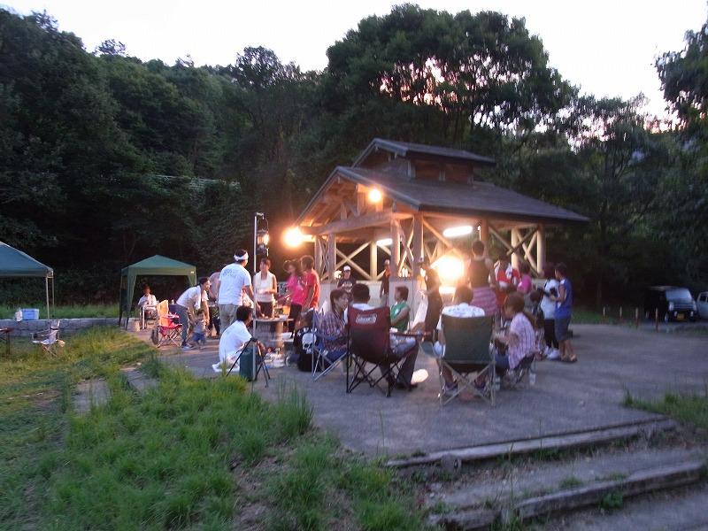 2010年9月 DUO☆キャンプ!