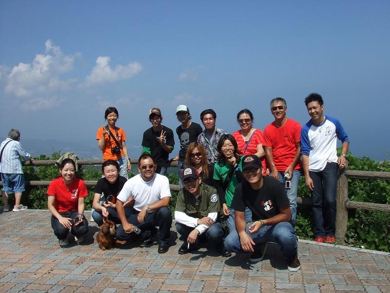 2009年 8月 阿蘇バイクヘブンツーリング!