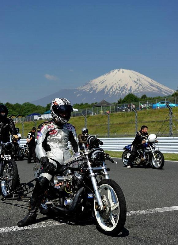 2014年6月 富士スピードウェイ!
