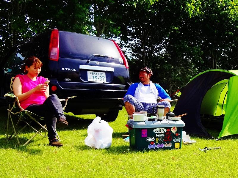2015年6月 蒜山合同キャンプツーリング!