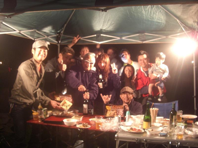 2011年6月 蒜山合同キャンプツーリング!