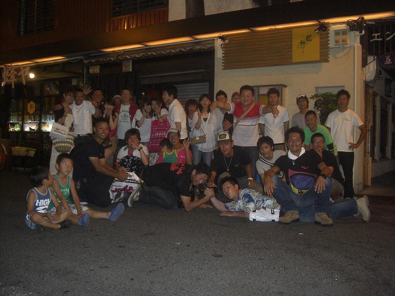 2011年7月 DUO☆4周年パーティー!
