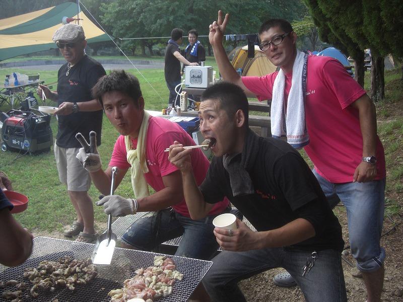 2011年8月 DUO☆キャンプ!