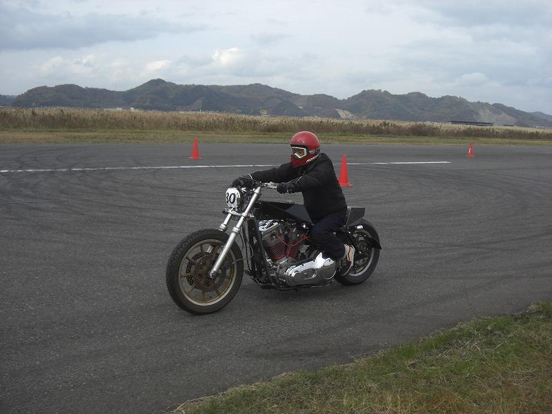 2011年12月DRAG RACE!