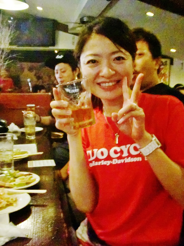 2015年7月 DUO8周年☆パーティー!