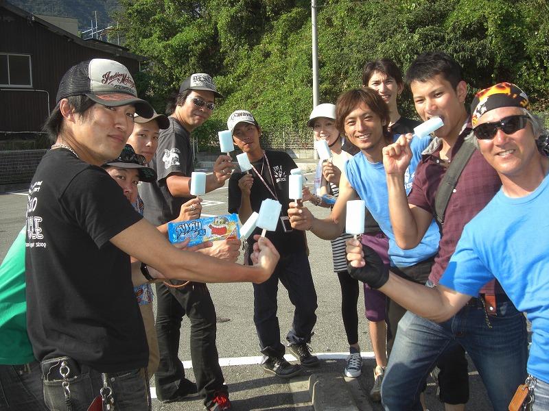 2010年8月 DUO☆平日ツーリング!