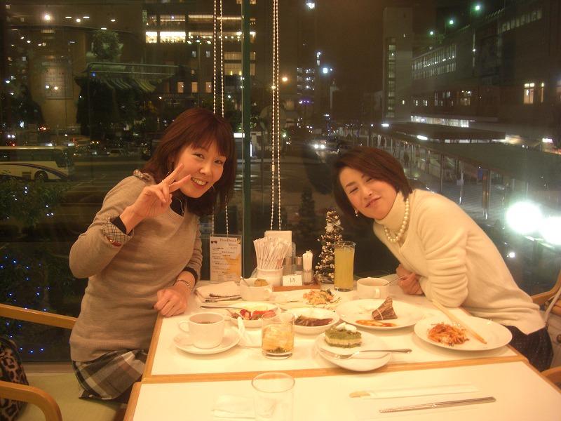 2012年12月 DUO☆忘年会!