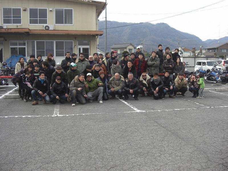 2012年2月 DUO☆ツーリング!