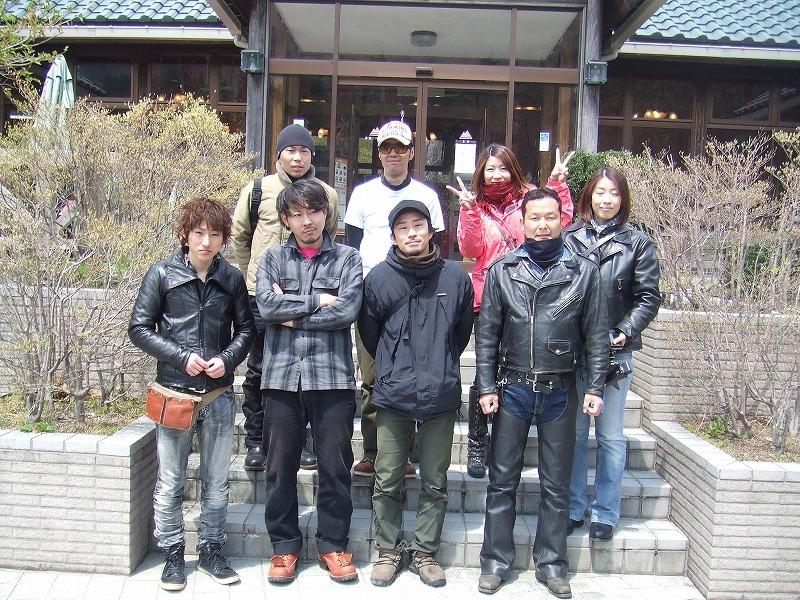 2011年4月 DUO☆平日ツーリング!