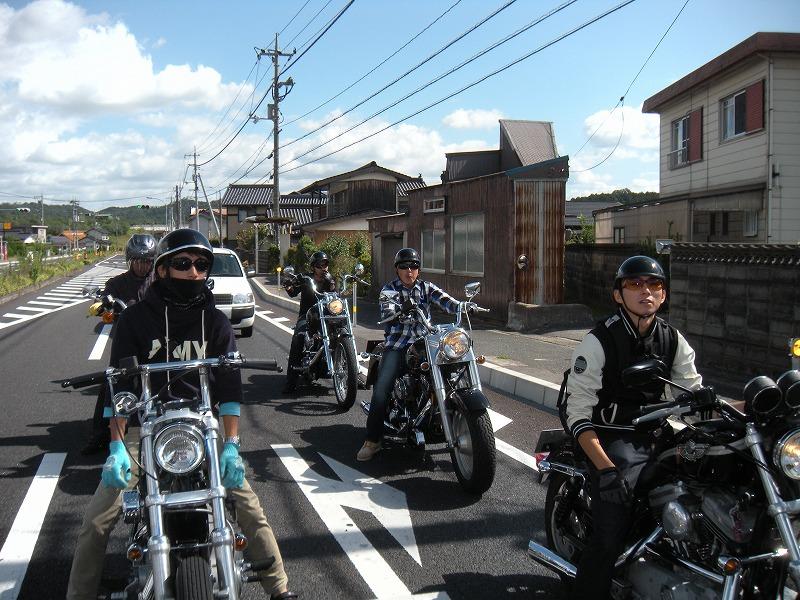 2011年9月 DUO☆平日ツーリング!