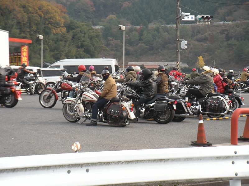 2011年11月 DUO☆ツーリング!