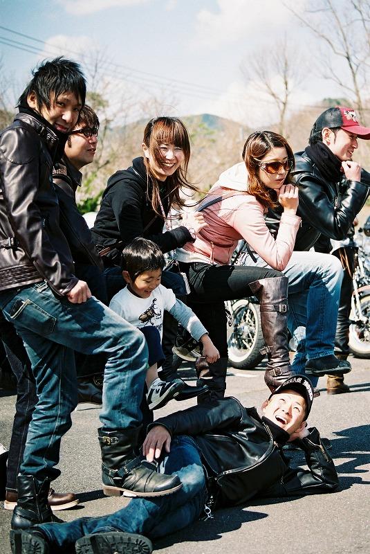 2011年4月 DUO☆ツーリング!