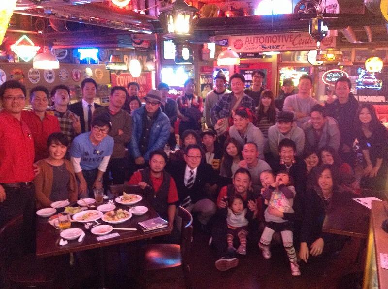 2014年12月 DUO☆忘年会!