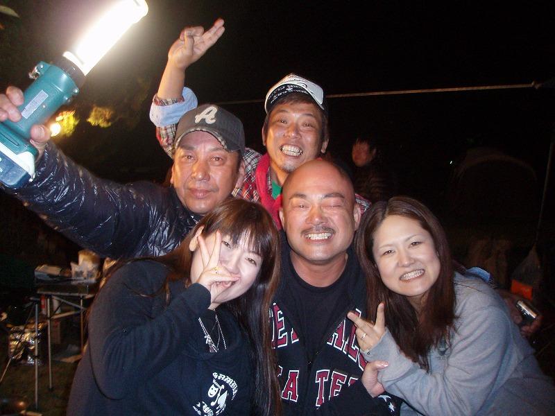 2011年9月 DUO☆キャンプ!