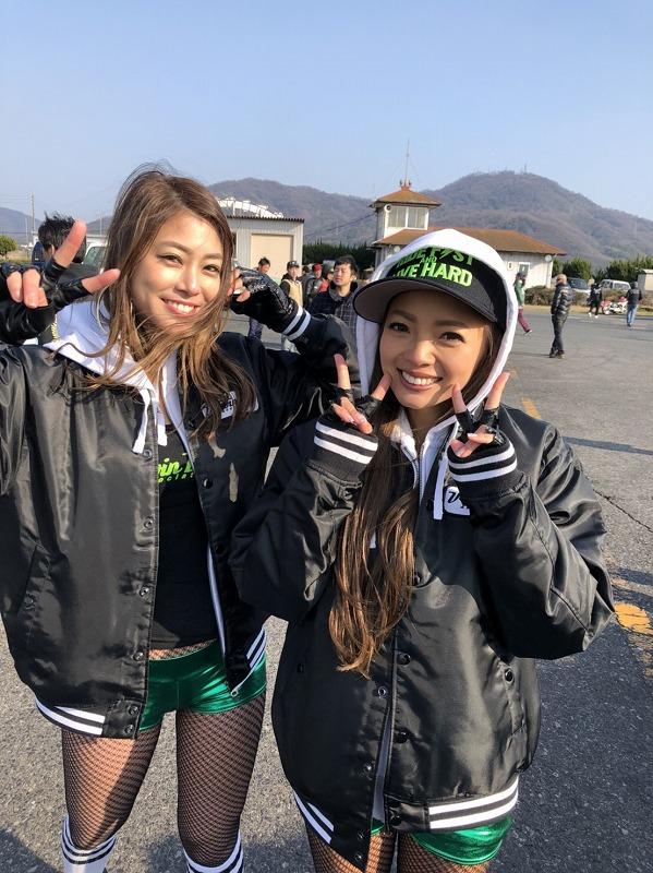 2018年3月 VDA DRAG RACE!