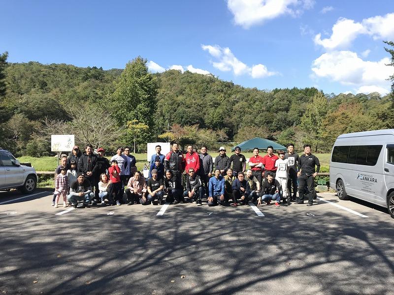 2018年10月 バンカラアニバーサリーキャンプ!