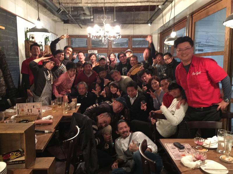2018年12月 DUO☆忘年会!