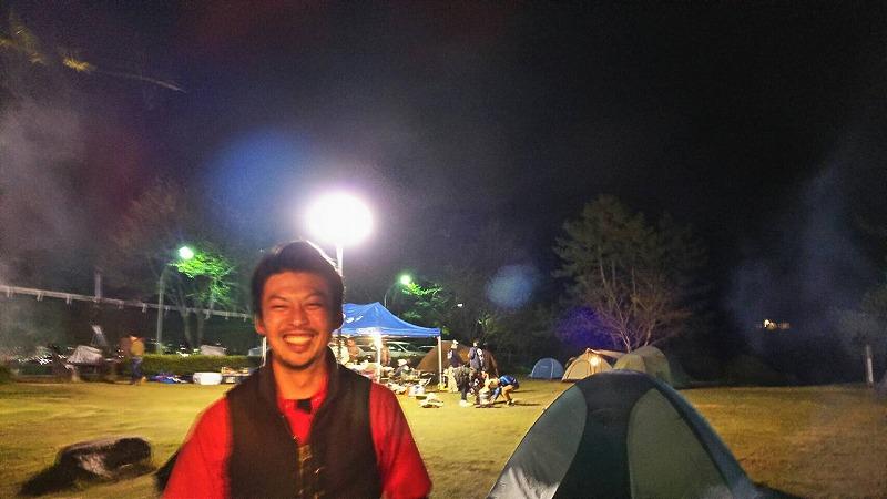 2016年10月 バンカラアニバーサリーキャンプ!