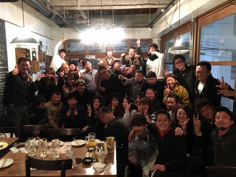 2017年12月 DUO☆忘年会!