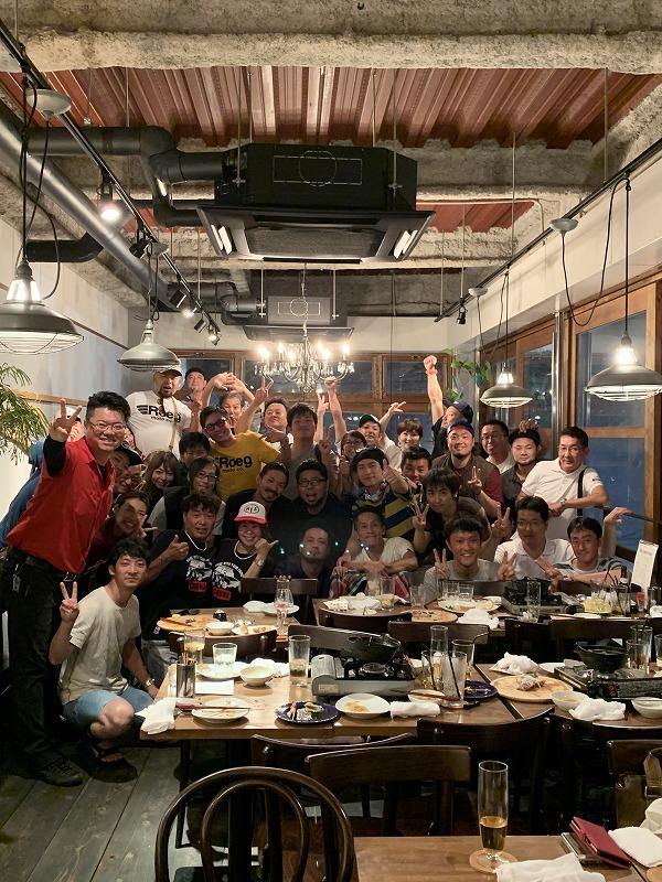 2019年 7月 DUO★12周年パーティー!