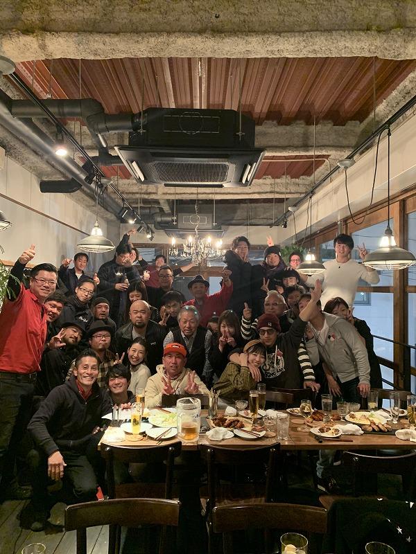 2019年 12月 DUO★忘年会!